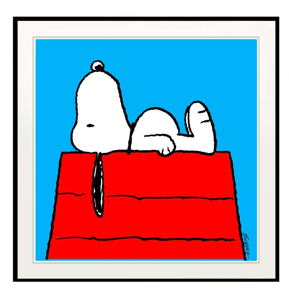 Peanuts Snoopy Take A Moment