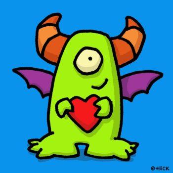 Ed Heck I Heart You