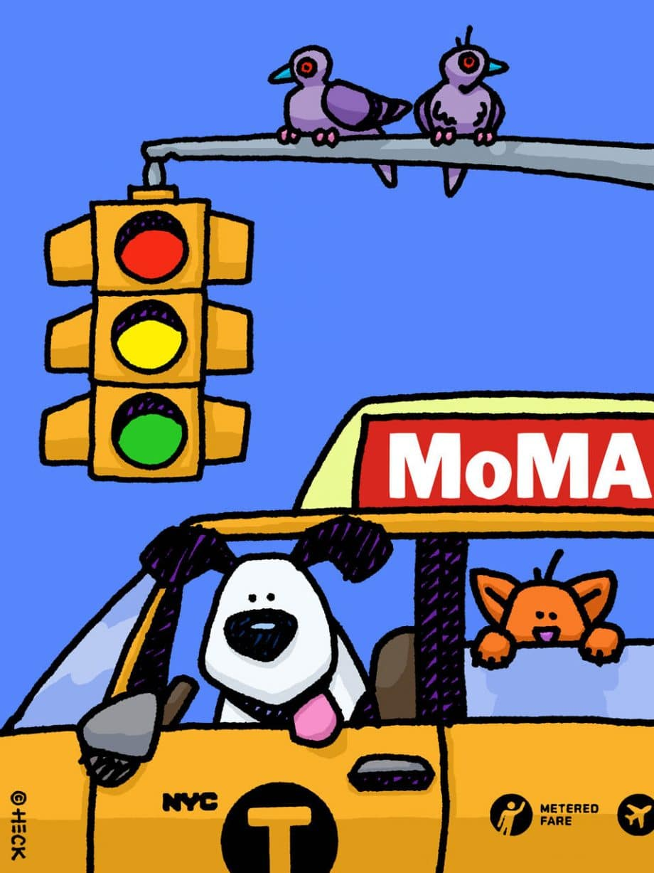 To The MOMA