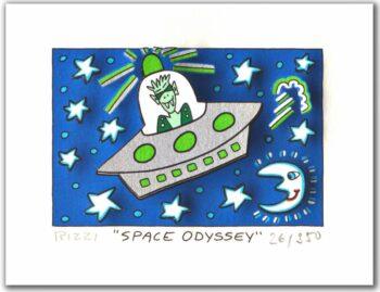 James Rizzi Space Odyssey