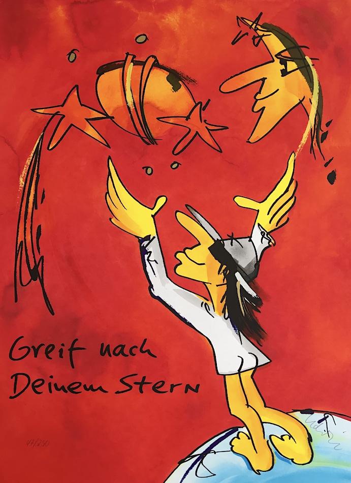 Udo Lindenberg Greif nach Deinem Stern
