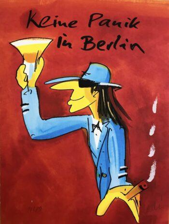 Udo Lindenberg Keine Panik in Berlin