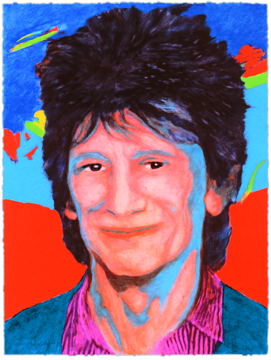James-Francis-Gill-Ronnie-Wood