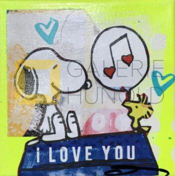 Anna Flores I love you
