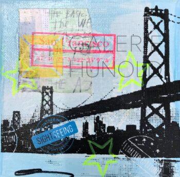 Anna Flores Little Icon San Francisco