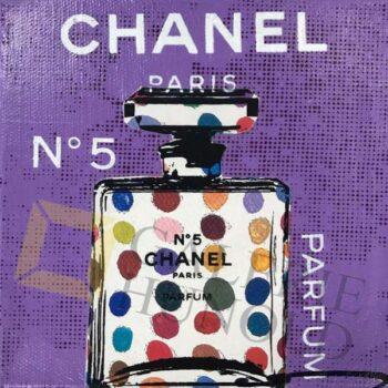 Anna Flores Little Icon Chanel No. 5