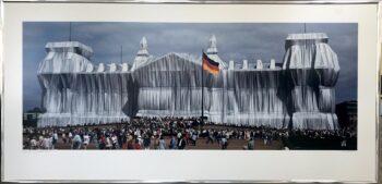 Christo Verhüllter Reichstag