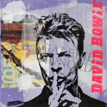 Anna Flores Little Icon David Bowie