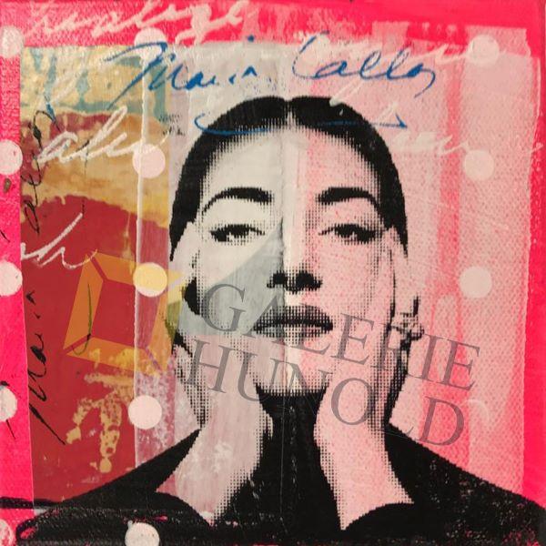 Anna Flores Little Icon Maria Callas