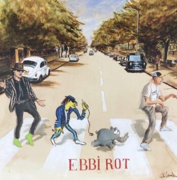 Otto Waalkes Ebbi Rot 2021