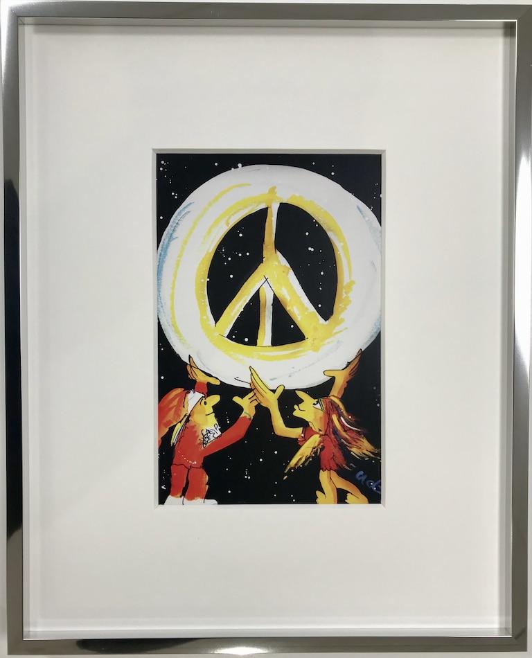 Udo Lindeberg Peace on earth