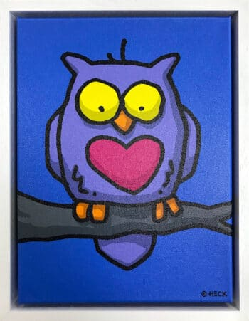 Ed Heck Owl you need is love