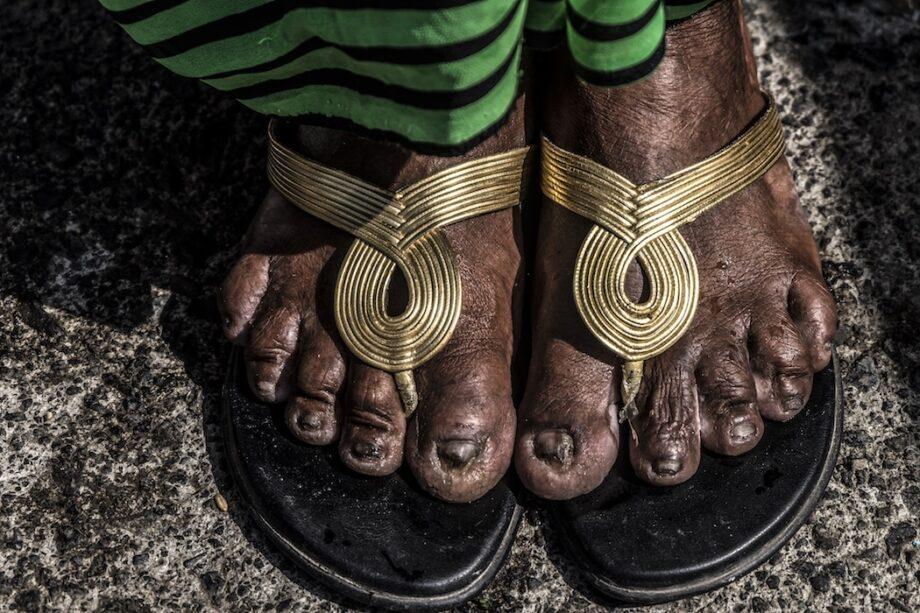 Micha Ende Indian Sandals