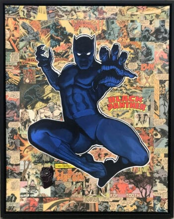 Randy Martinez Black Panther