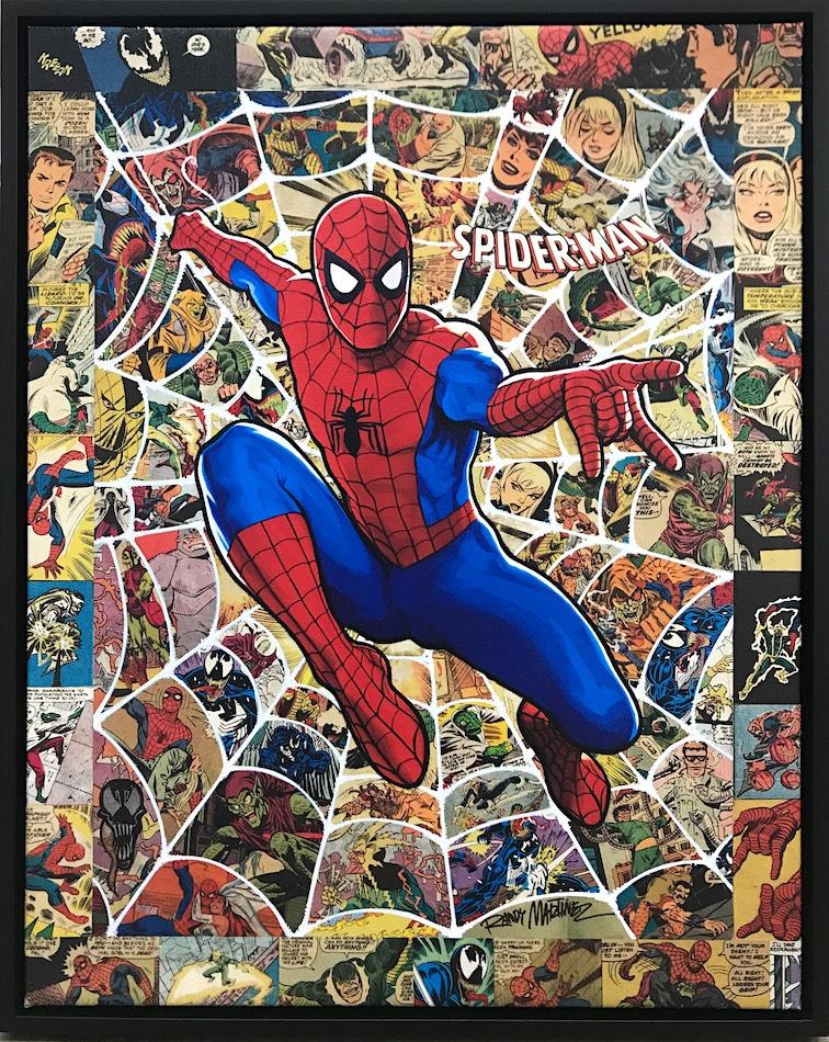 Randy Martinez Spiderman