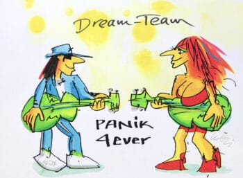 Udo Lindenberg Dream-Team Panik 4ever