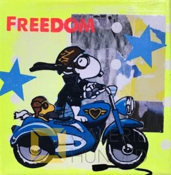 Anna Flores Little Icon Freedom