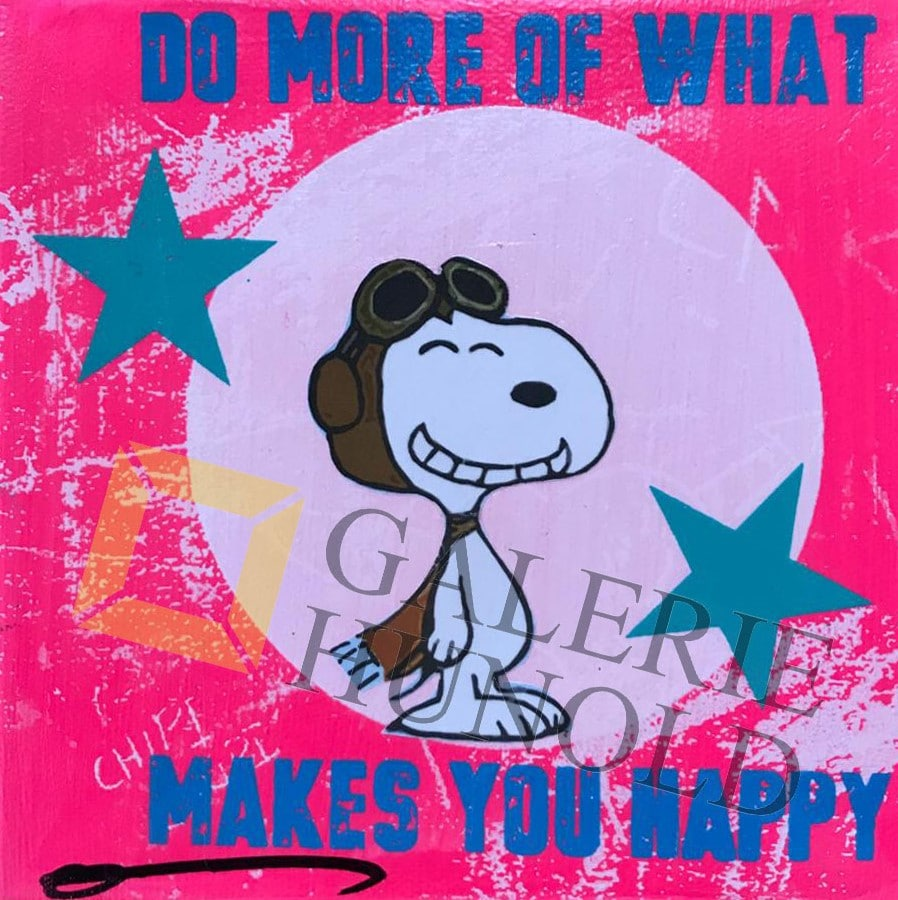 Anna Flores Do more of what makes you happy