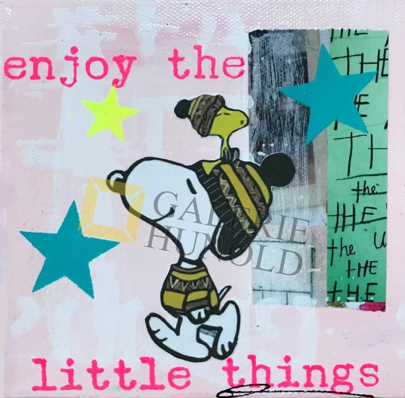 Anna Flores Enjoy the little things