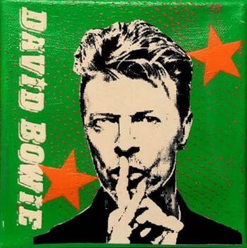 Anna Flores Bowie forever