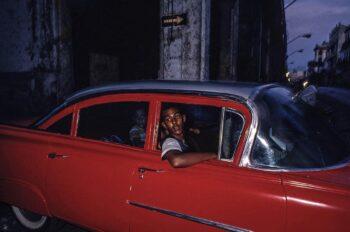 Micha Ende Cuba Car