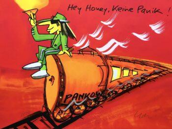 Udo Lindenberg Hey Honey Keine Panik