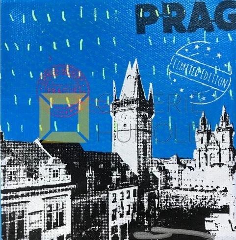 Anna Flores Little Icon Prag