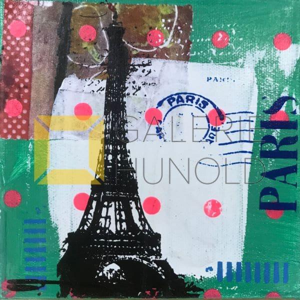 Anna Flores little Icon Paris