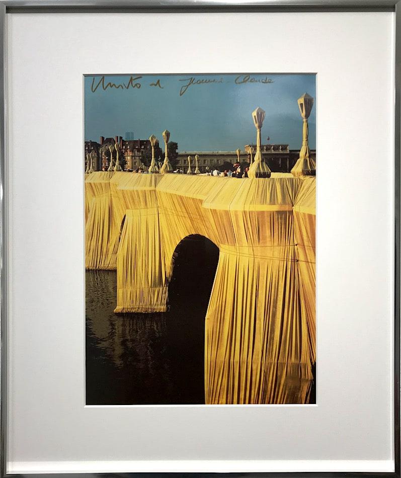Christo Pont Neuf