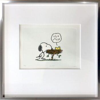 Peanuts Snoopy und Woodstock