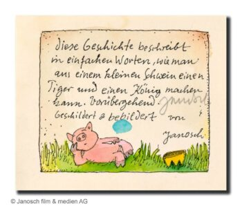 Janosch-einleitung-zum-kleinen-Schwein
