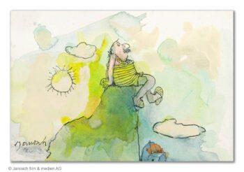 Janosch Wie verschafft man sich Kühlung im Sommer