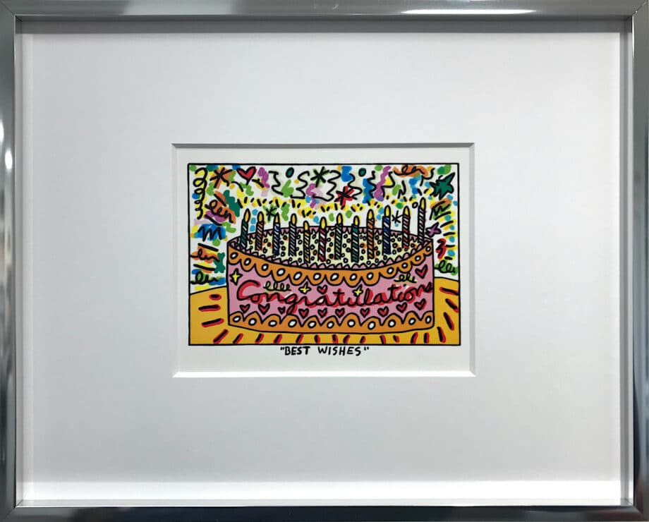 James Rizzi Best Wishes