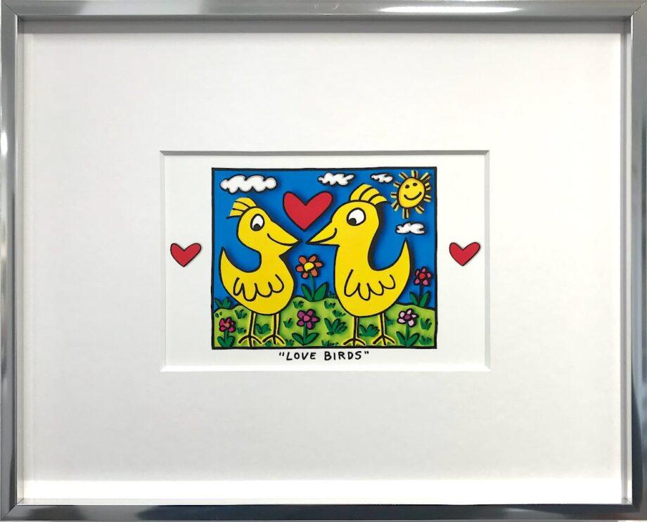 James Rizzi Love Birds