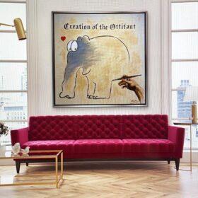 Otto Waalkes Creation of the Ottifant