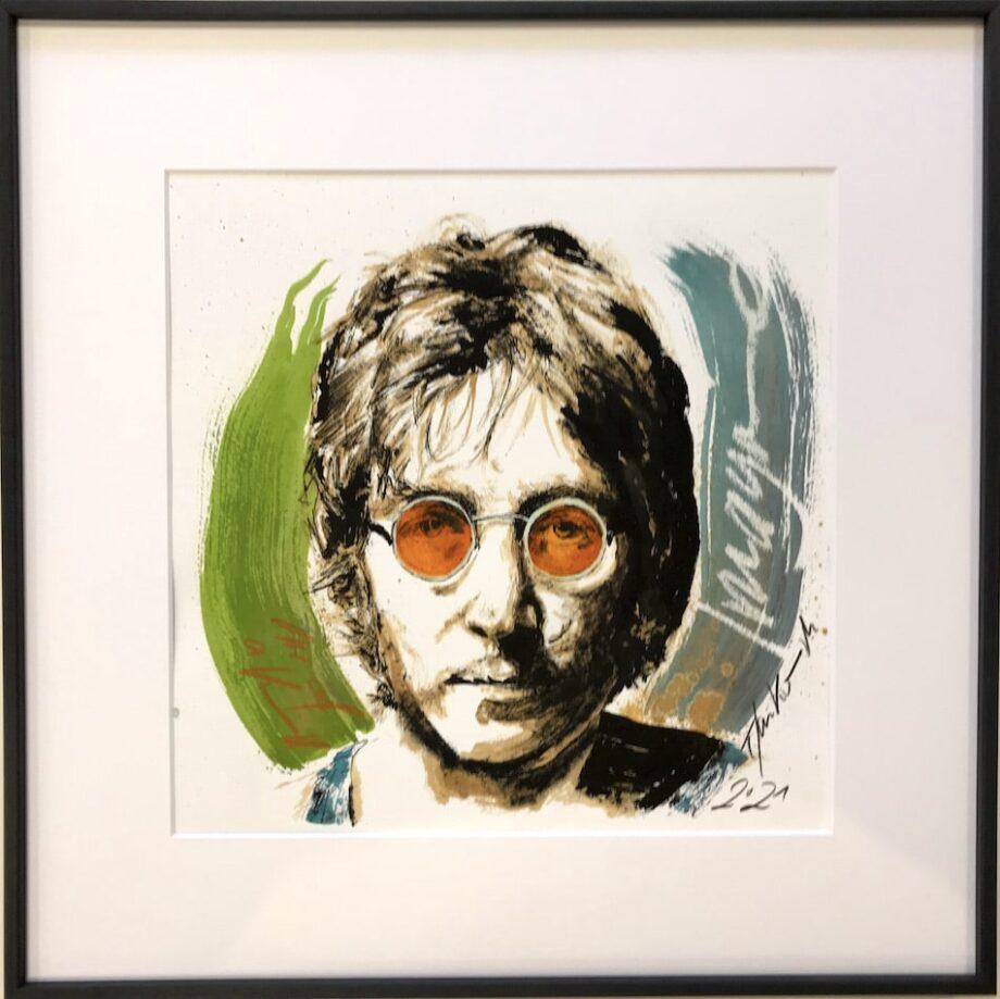 Thomas Jankowski John Lennon 1