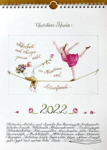 Christina Thrän Kalender 2022