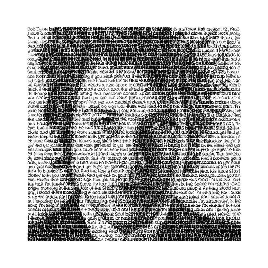 Saxa Bob Dylan