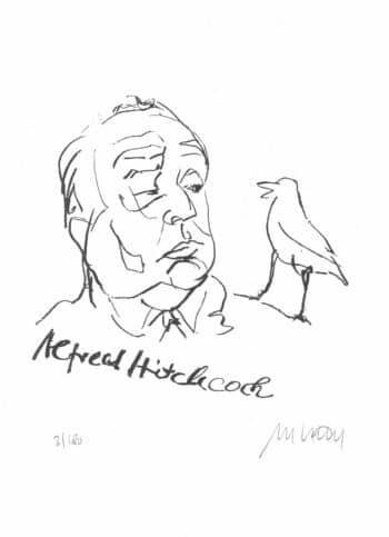 Armin Mueller-Stahl Alfred Hitchcock