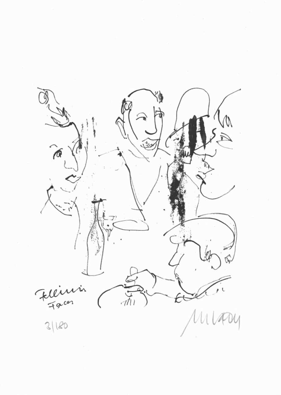 Armin Mueller-Stahl Fellinis Faces