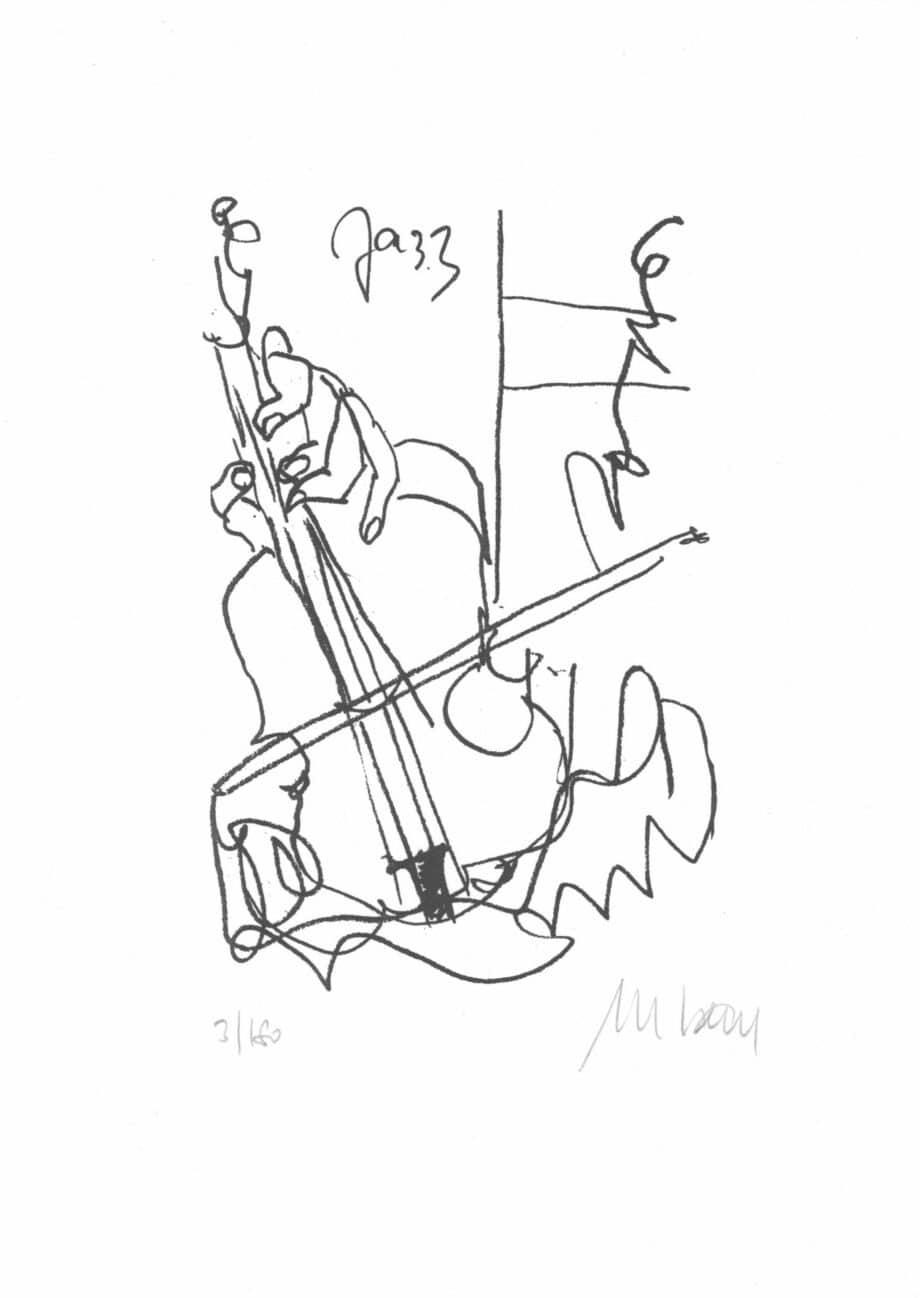 Armin Mueller-Stahl Free Jazz