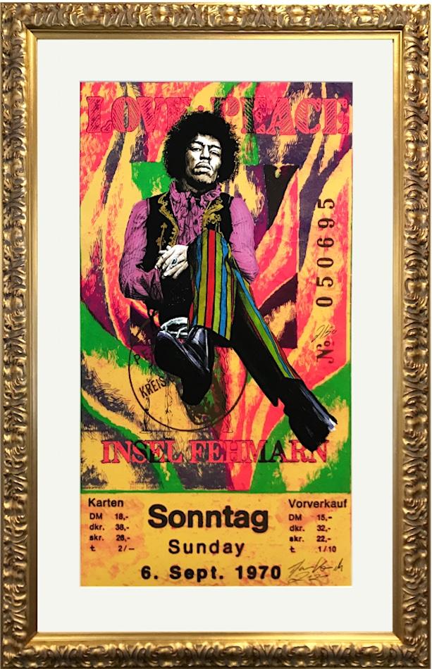 Thomas Jankowski Jimi Hendrix