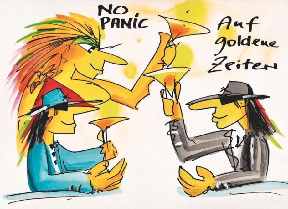 Udo Lindenberg Auf goldene Zeiten