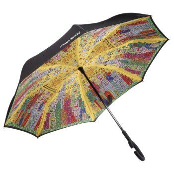 James Rizzi My New York City Regenschirm