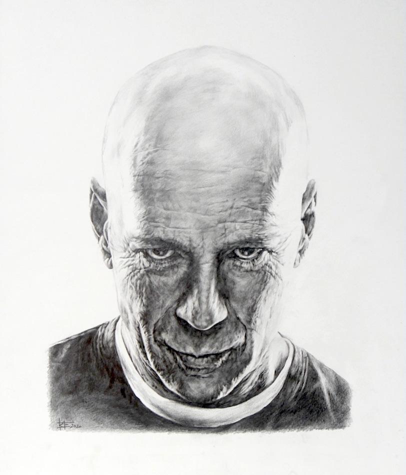 Karin Engel Bruce Willis
