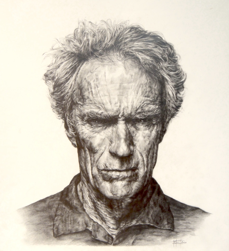 Karin Engel Clint Eastwood