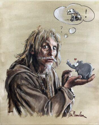 Otto Waalkes Catweazle