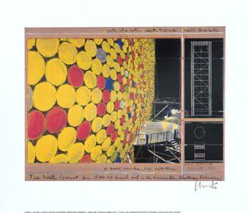 Christo The Wall IV