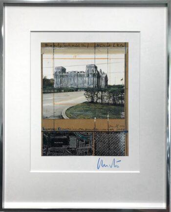 Christo Reichstag XII
