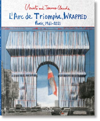 Christo-L'Arc-de-Trimphe, Wrapped